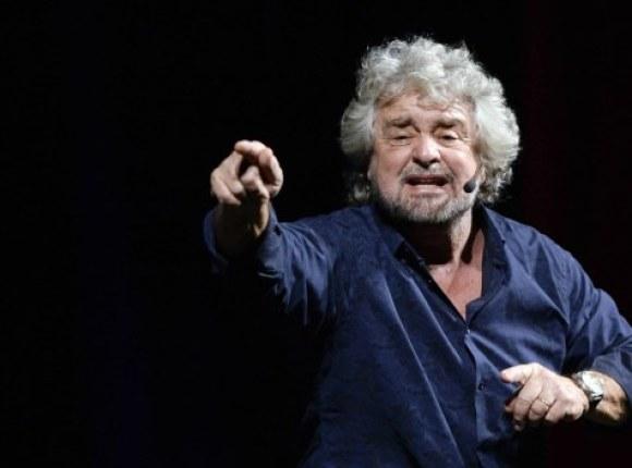 Beppe Grillo @ Carisport, Cesena